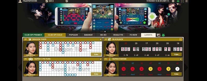 Blackjack dalam Casino Fun88 Online
