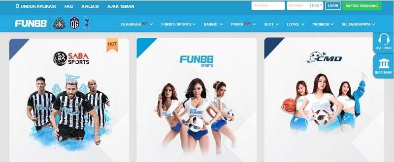 Taruhan Olahraga dalam Pilihan Online Gaming